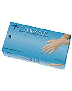 Accutouch Synthetic Exam Gloves - Extra-Large, 10 box / Case