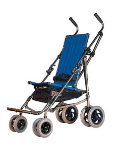 Headrest For Eco-Buggy Pediatric Mobility System