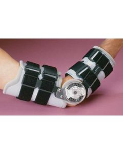 """IROM Elbow Brace, Left Side, Elbow-to-wrist-crease: Small up to 8"""" (2cm)"""