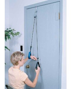 Rolyan Reach 'N Range Pulley with Assist - With metal bracket