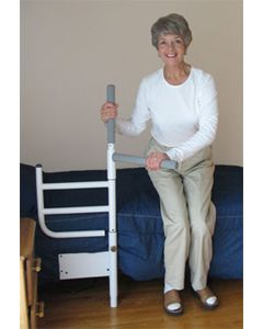 ModRail for Invacare Hospital Beds (includes bracket)