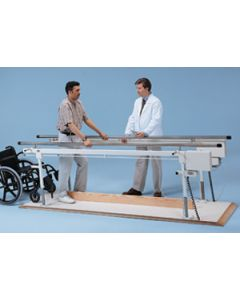 All-Power Adjustable Parallel Bars, 15''