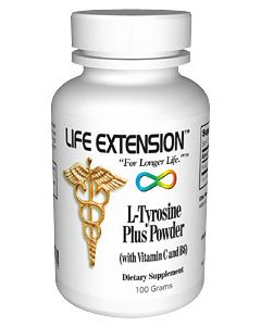 L-Tyrosine Plus Powder Powder (100g)