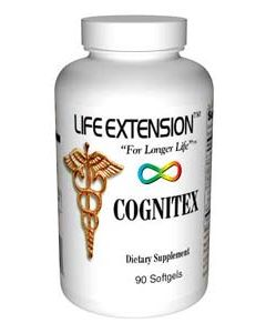 Cognitex without Pregnenolone