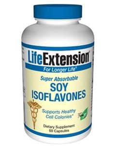 Super-Absorbable Soy Isoflavones, 60 capsules