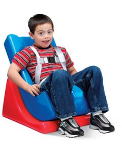 Tumble Forms 2Feeder Seat Positioner - Medium Feeder Seat Positioner Color: Red