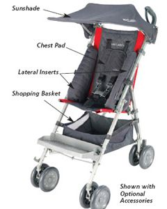Wind/Rain Shield, Clear (must be used with sunshade) For Maclaren Major Positioning Push Chair