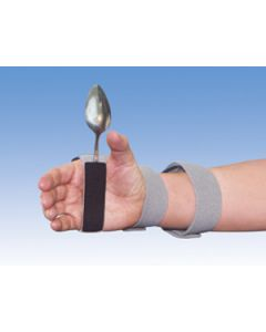 Wrist Drop Orthoses, Heat Moldable Kydex w/Gray Orthowick Liner, with 8.9 cm To 10.2 cm